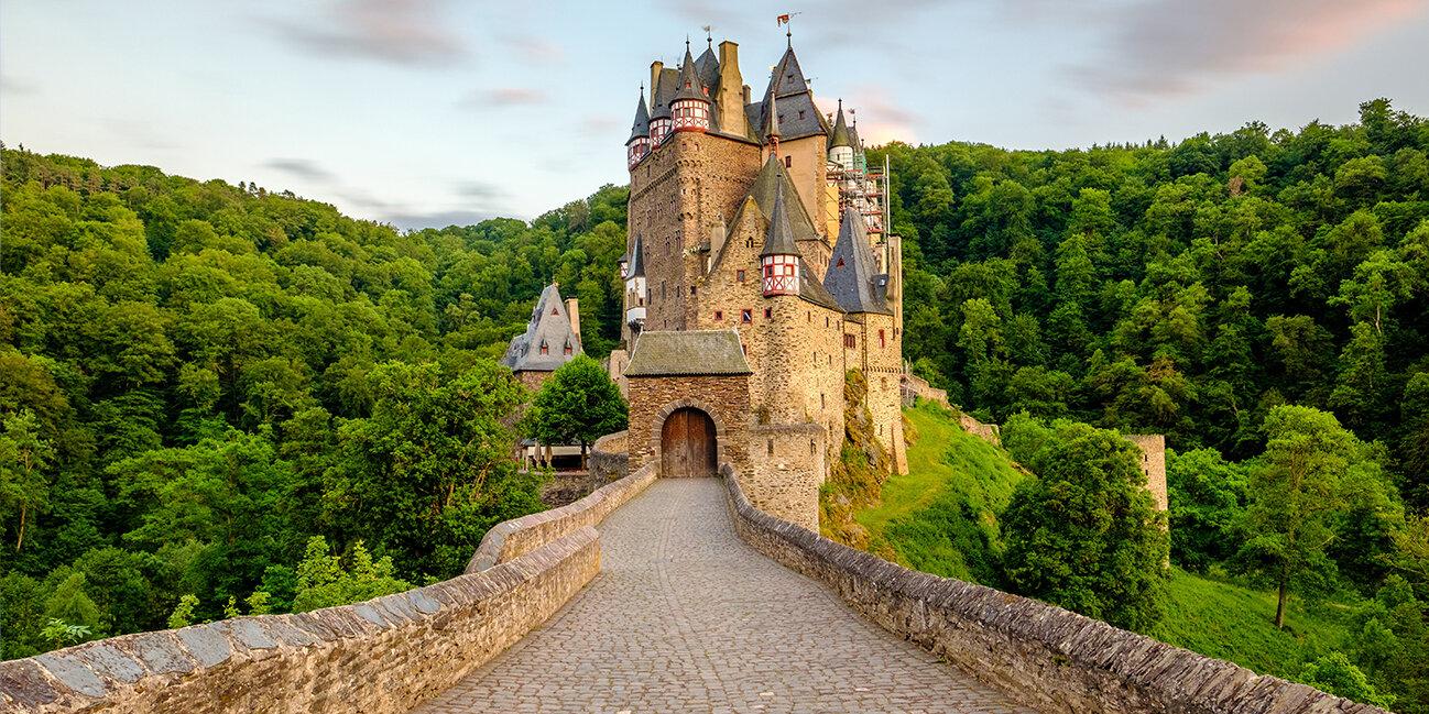 Burg Eltz Wierschem an der Mosel