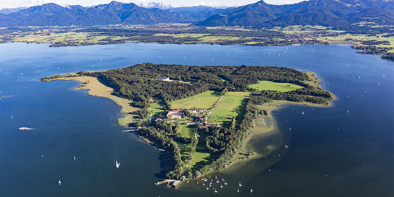 Urlaub in der Region Chiemgau-Chiemsee