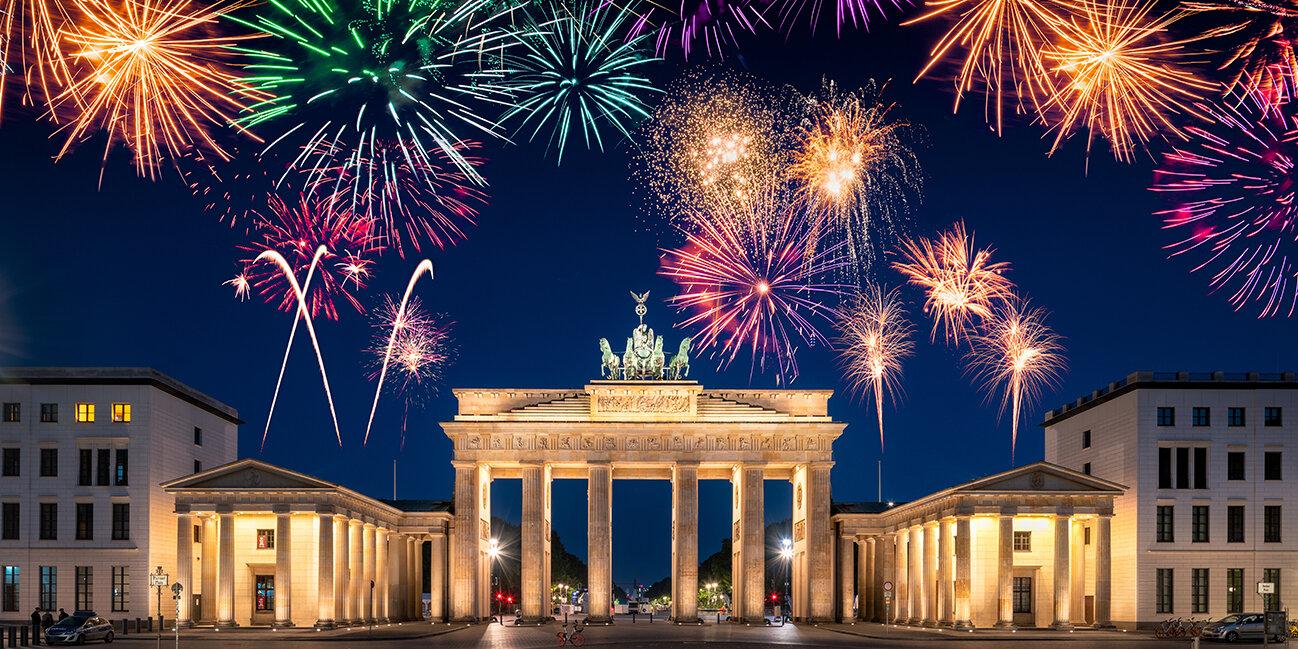 Silvester 2021 In Berlin