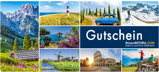 ReisenAKTUELL.com   Reisegutschein Neutral