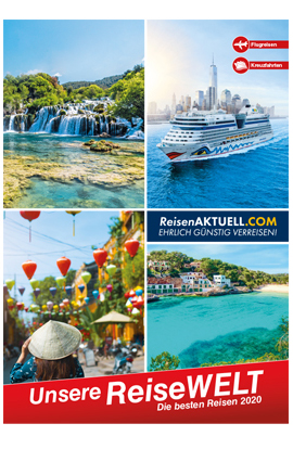 Katalog Flugreisen Kreuzfahrten