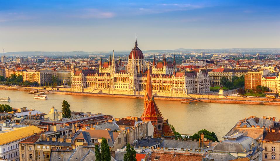 MS Prinzessin Katharina, Budapest