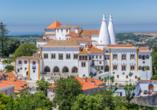 Hotel Mundial in Lissabon, Palácio Nacional de Sintra