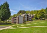 Ferienpark Hambachtal in Oberhambach, Appartmenthaus