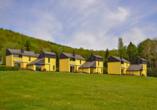 Ferienpark Hambachtal in Oberhambach, Bungalows