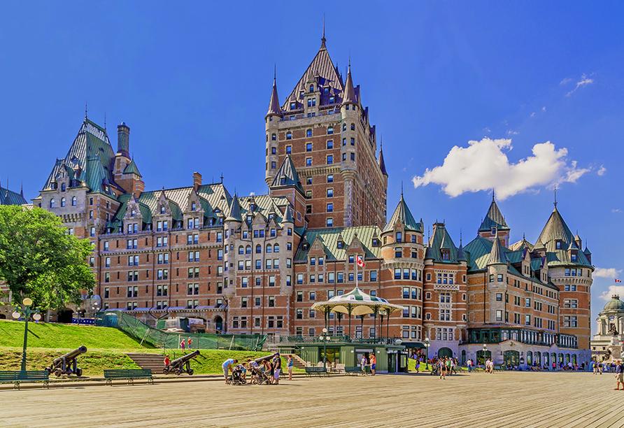 Erlebnisreise Osten Kanada, Quebec City
