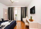 Beispiel eines Doppelzimmers im Hotel Spa Sagitario Playa