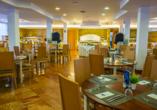Restaurant im Hotel Spa Sagitario Playa