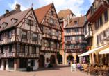 Brit Hotel Relais du Ried in Bischwihr, Colmar