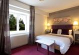Brit Hotel Relais du Ried in Bischwihr, Zimmerbeispiel