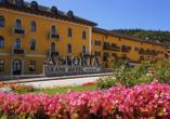 Grand Hotel Astoria, Außenansicht