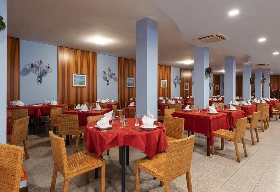 Hotelkomplex Palme, Restaurant