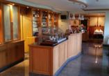 Hotel Haus am See in Simmerath-Einruhr, Café