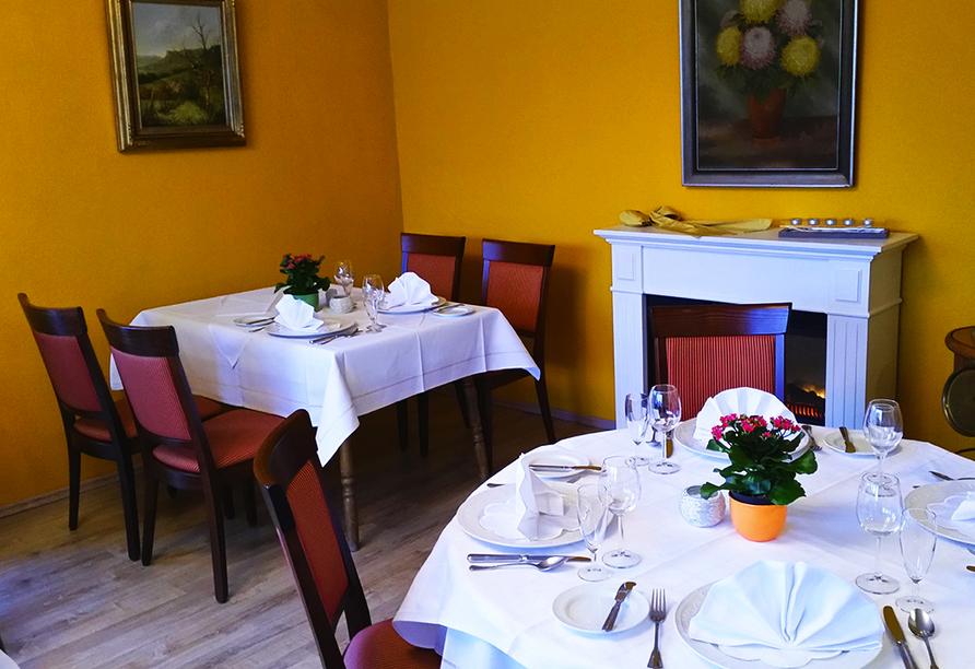 Hotel Haus am See in Simmerath-Einruhr, Restaurant