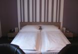 Hotel Haus am See in Simmerath-Einruhr, Beispiel Doppelzimmers Rursee
