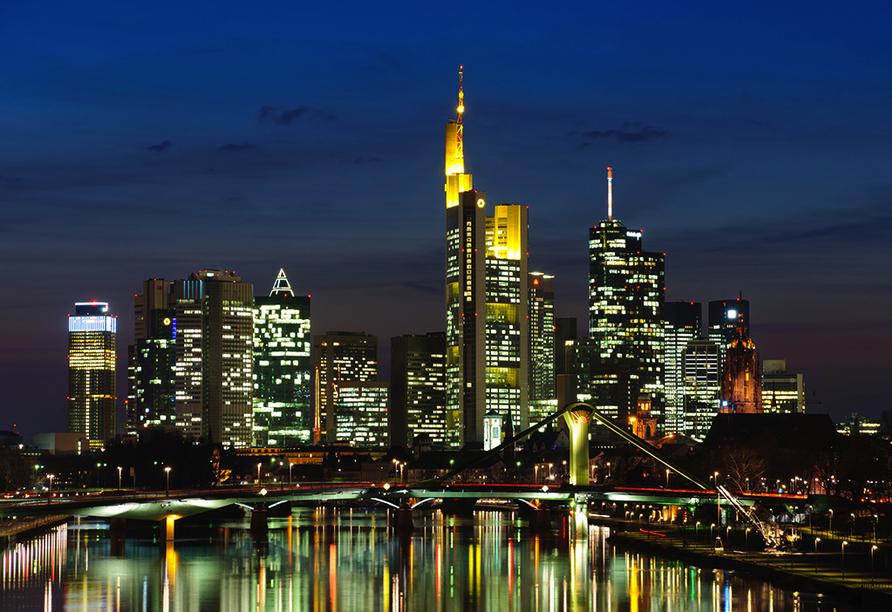 ACHAT Comfort City-Frankfurt, Skyline