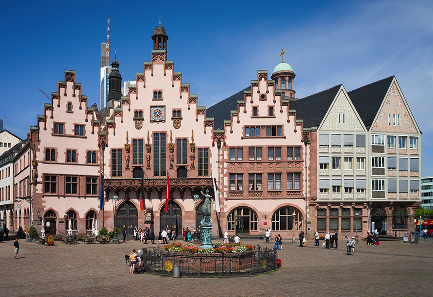 ACHAT Comfort City-Frankfurt, Römer