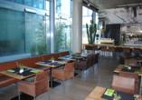 Hegau Tower Hotel in Singen, Restaurant