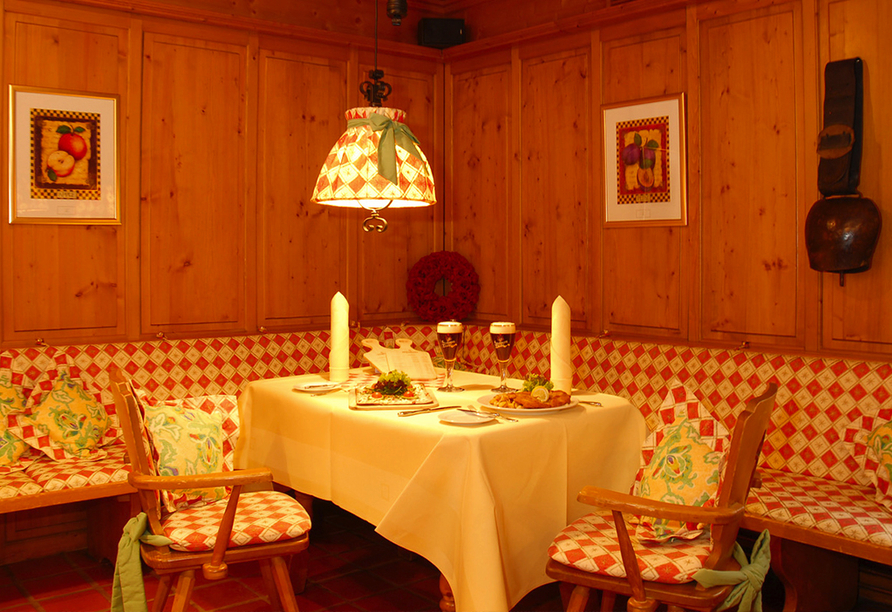 Seehotel am Tankumsee, Wittinger Stübchen
