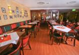 Hotel Stadt Mühlhausen in Mühlhausen in Thüringen Restaurant
