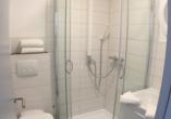 Hotel Fritz in Valwig an der Mosel Badezimmerbeispiel