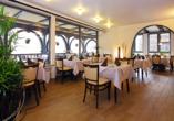 Hotel Fritz in Valwig an der Mosel Restaurant