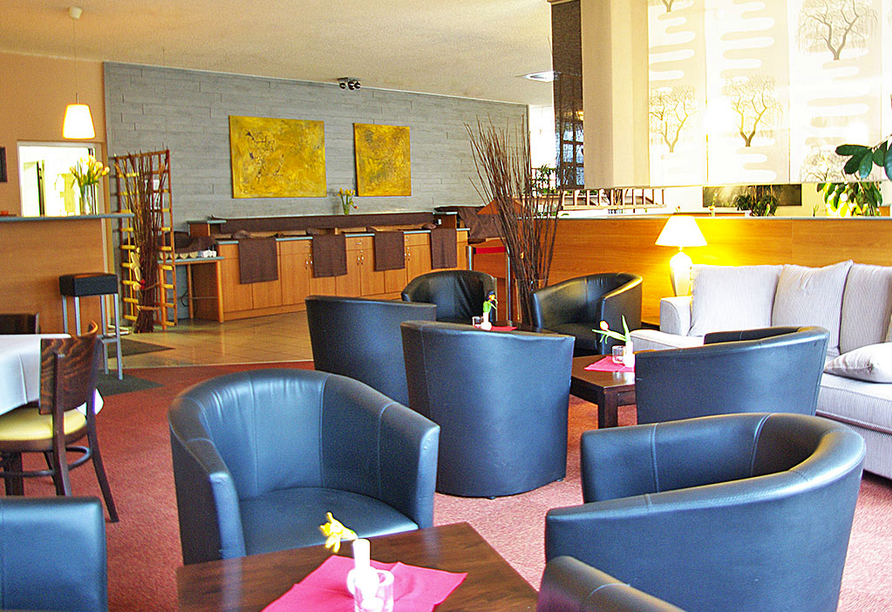 astral'Inn Hotel & Restaurant Leipzig, Restaurant