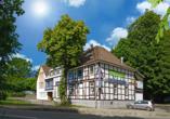 Hotel Kärntner Stub´n in Königslutter, Außenansicht