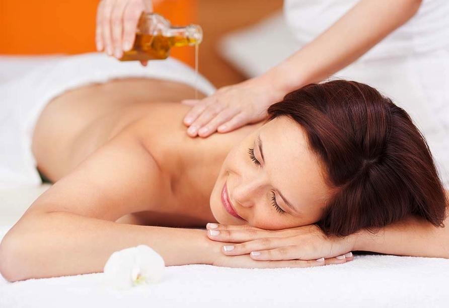 Side Star Resort, Massage