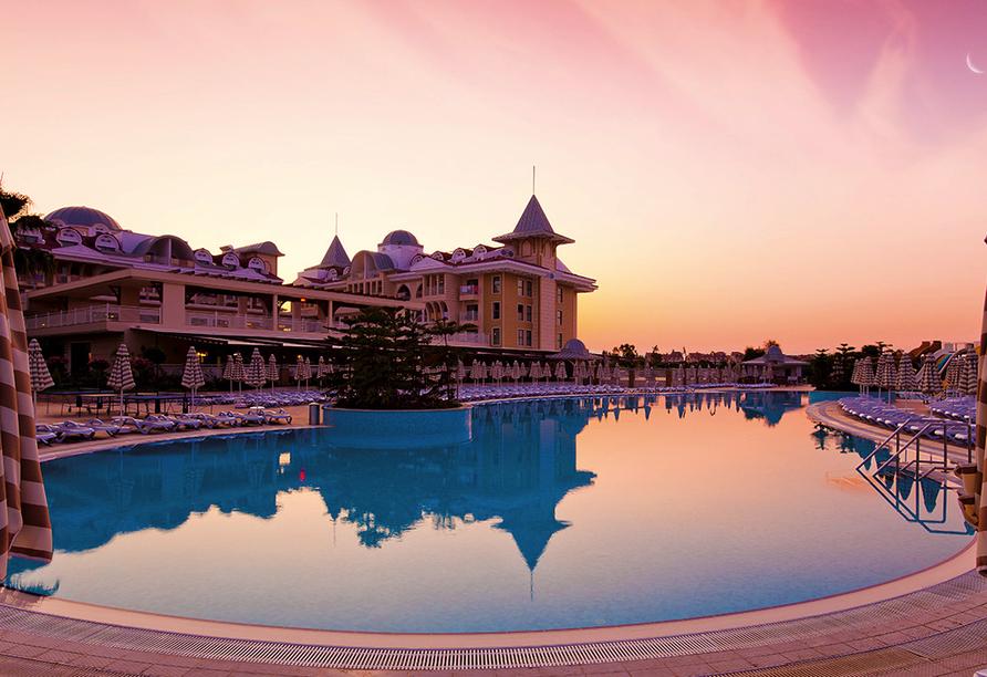 Side Star Resort, Außenpool