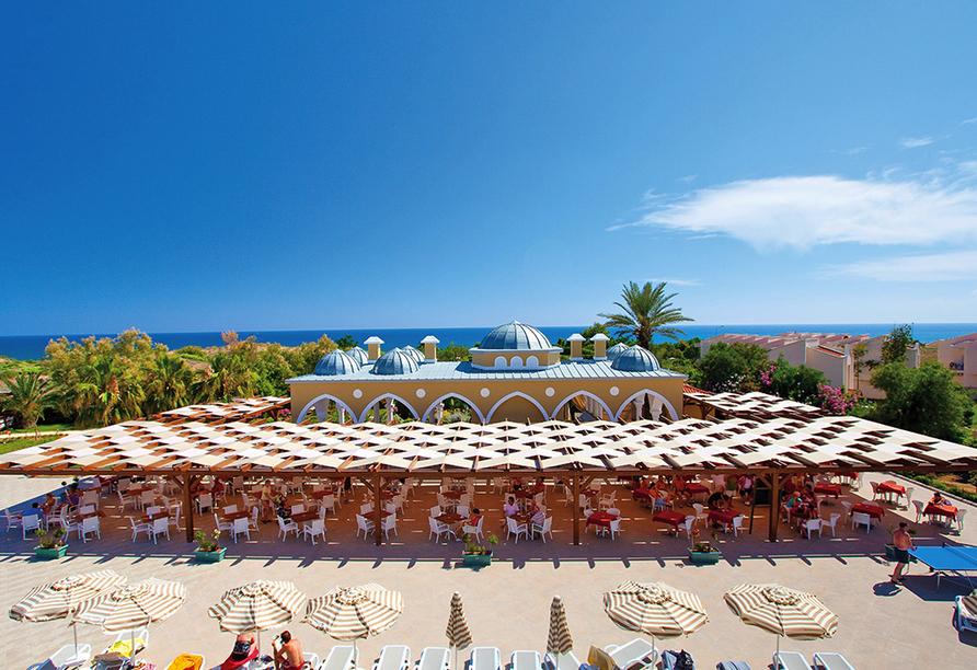 Side Star Resort, Strandbar
