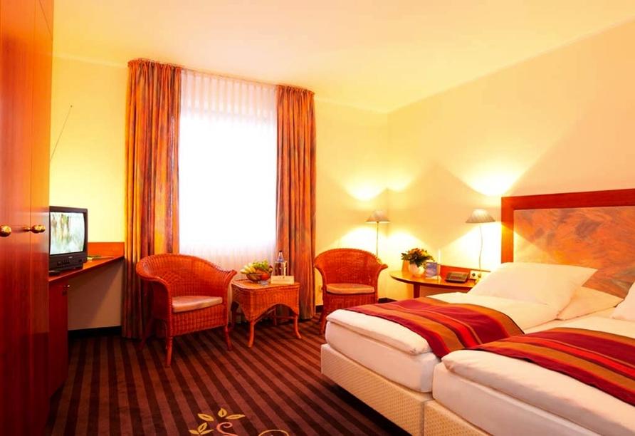Hotel Altes Gasthaus Lanvers Emsdetten Münsterland, Zimmerbeispiel