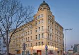Hotel Mozart in Wien Österreich, Außenansicht
