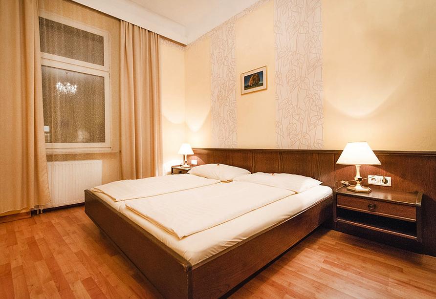 Hotel Mozart in Wien Österreich, Zimmer
