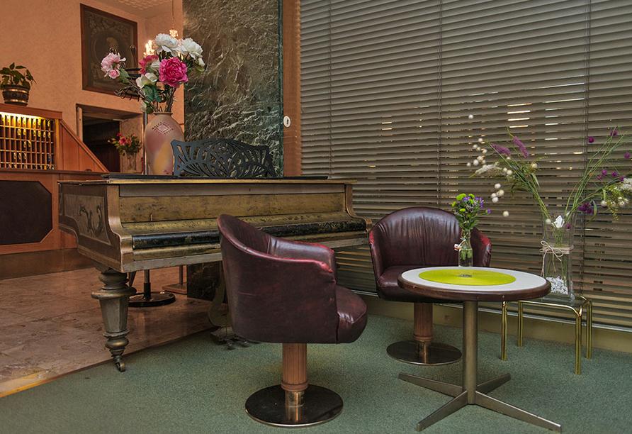 Hotel Mozart in Wien Österreich, Bar