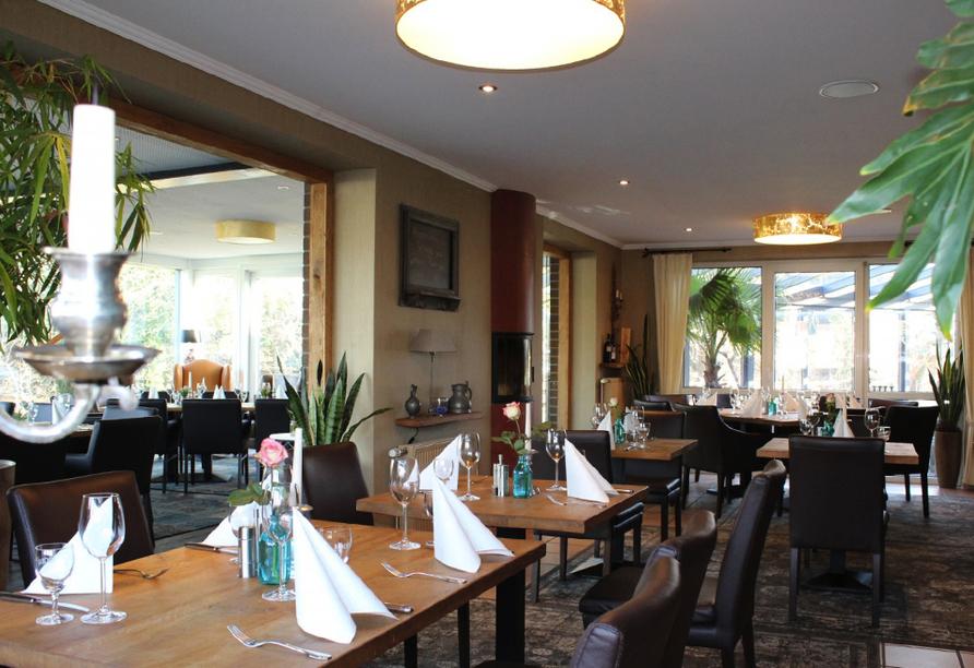 Hotel Wildeshauser Hof in Wildeshausen, Restaurant