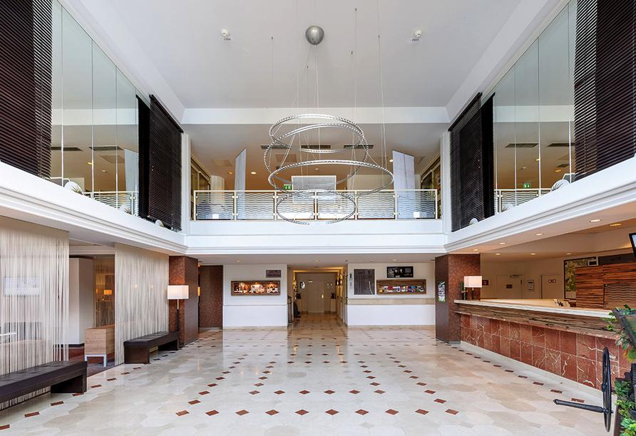 Mercure Hotel Koblenz, Empfangshalle