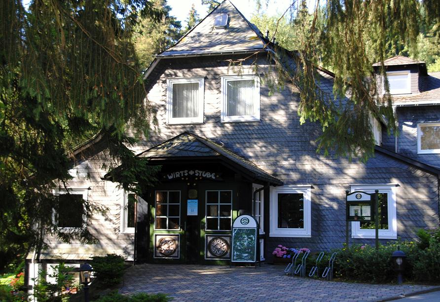 Romantik Hotel Stryckhaus, Wirtsstube