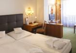 Romantik Hotel Stryckhaus, Beispiel Doppelzimmer Junior