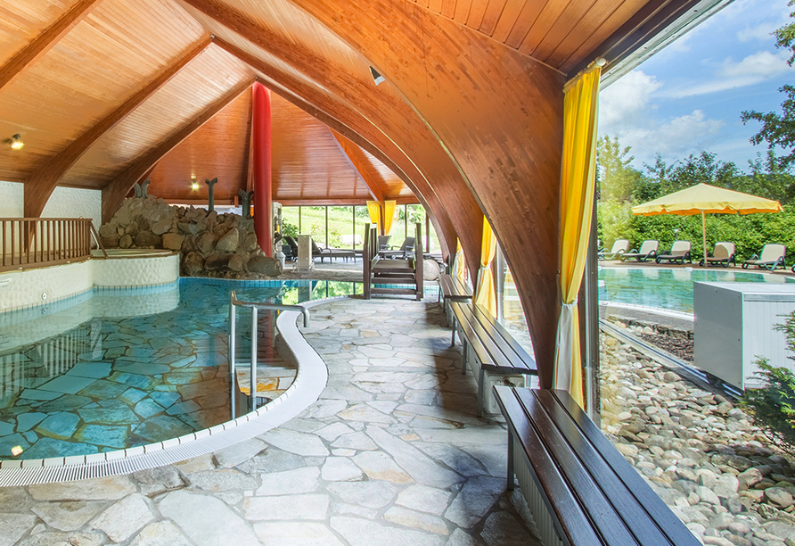 Romantik Hotel Stryckhaus, Pools