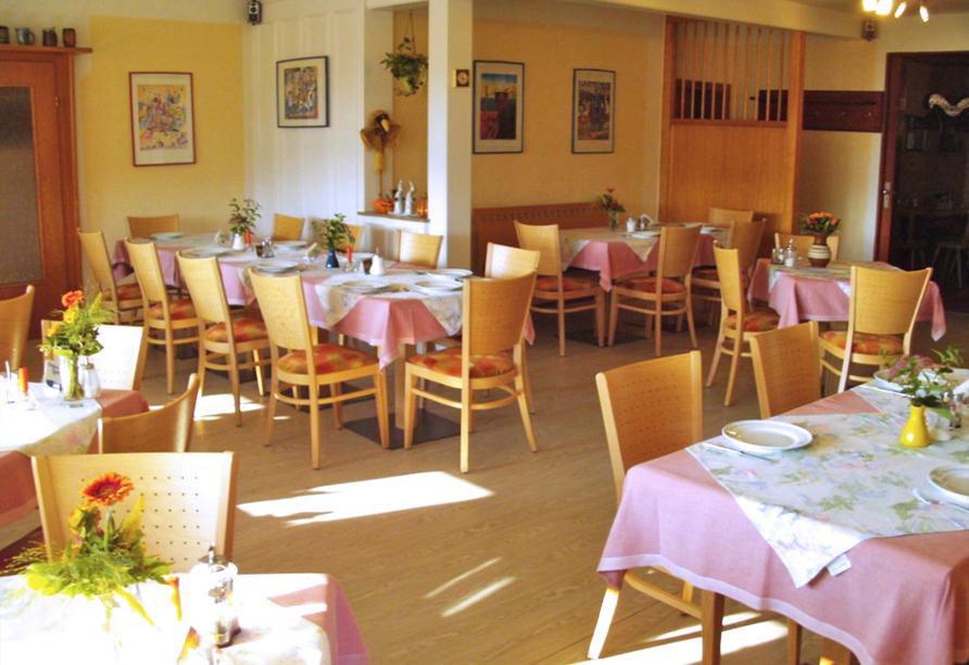 Hotel Zur Krone in Michelstadt im Odenwald Restaurant