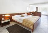 Hotel Narcis in Rabac in Istrien, Zimmerbeispiel