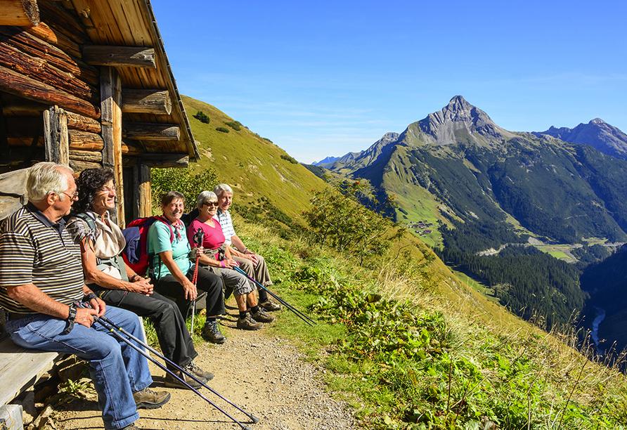 Hotel Reschenhof in Mils Tirol,