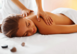 Hotel Reschenhof in Mils Tirol, Massage