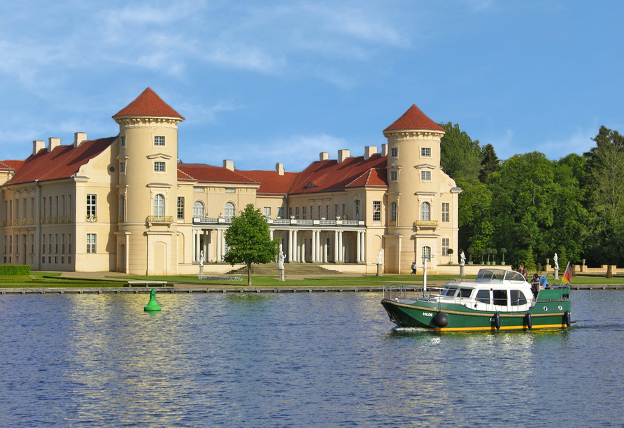 Maritim Hafenhotel Rheinsberg, Schloss Rheinsberg