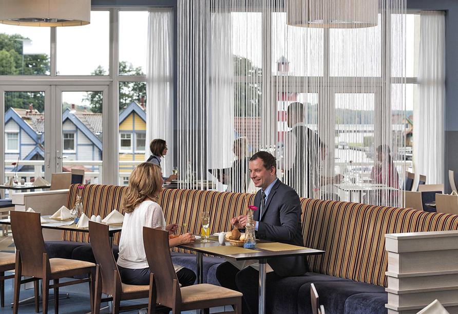 Maritim Hafenhotel Rheinsberg, Restaurant