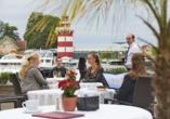 Maritim Hafenhotel Rheinsberg, Bistro
