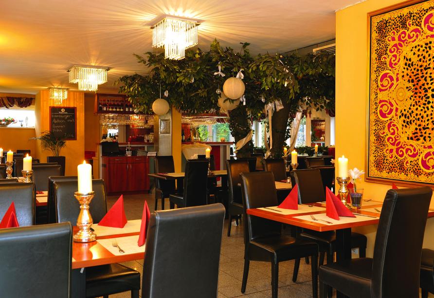 Hotel Blankenese in Hamburg, Restaurant