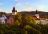 Landhotel am alten Zollhaus, Schloss Schwarzenberg