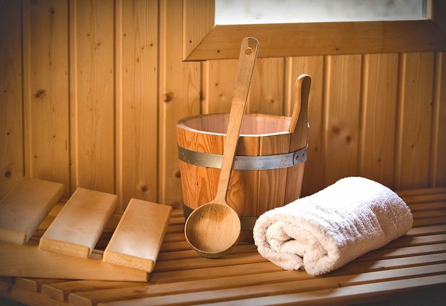 Ferienwohnanlage Friedrich, Sauna
